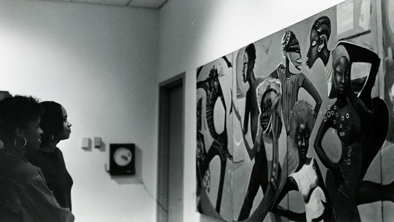 African American Cultural Center Art Gallery, 1994