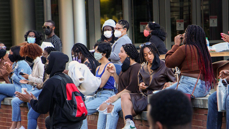 Ebony Harlem Awards 2021 on Stafford Commons