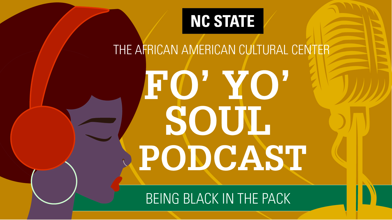 Fo' Yo' Soul Podcast Graphic