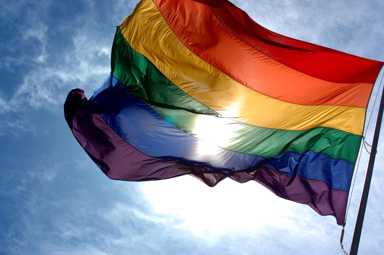 GLBT Rainbow Flag