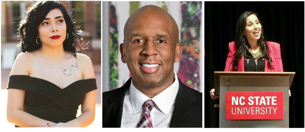 Three speakers for MSA Graduation