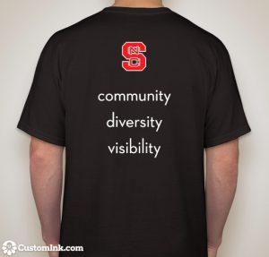GLBTCA t-shirt