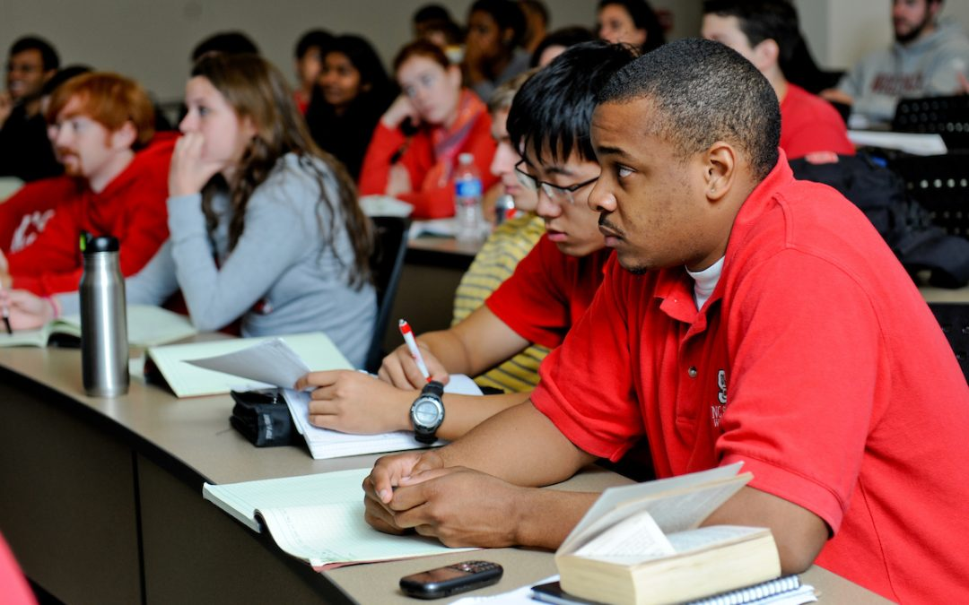 NC State Notches High Rank in Engineering