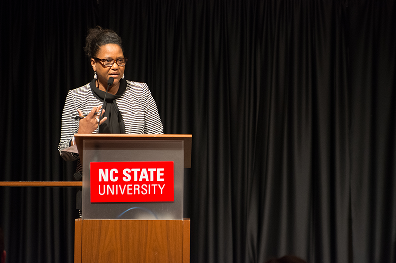 NC State Leaders Update Campus on Diversity Initiatives