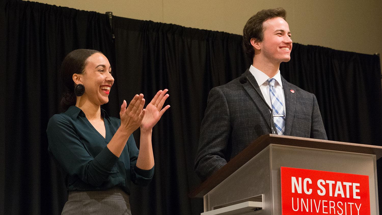 Chancellor's Creating Community Awards 2017