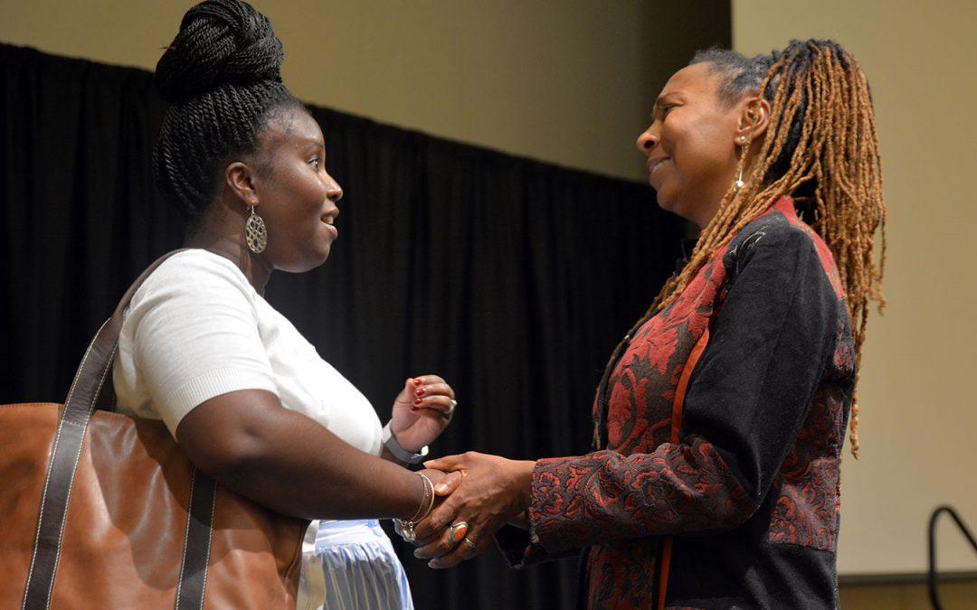 Activist-Scholar Kimberlé Crenshaw Headlines Pan-Afrikan Week