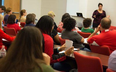 New Diversity Workshops Keep Training Program Current