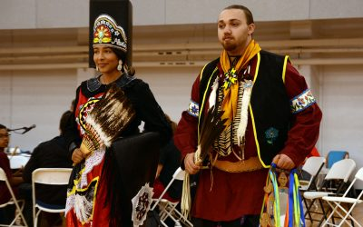 Native American Banquet and Pow Wow Highlights