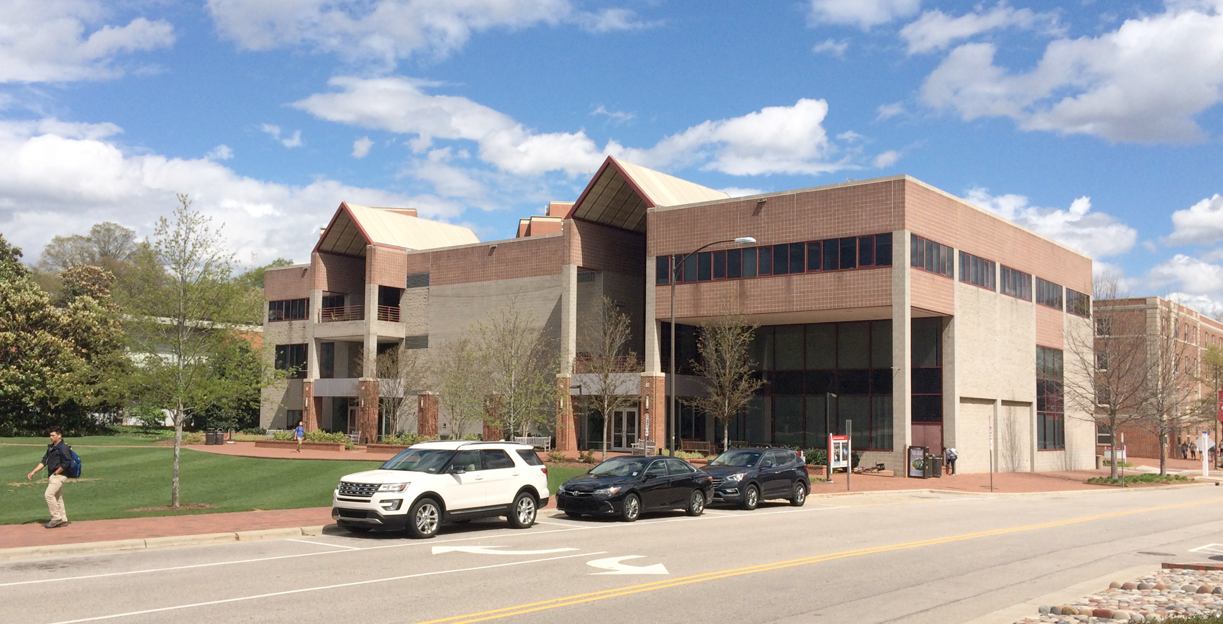 Witherspoon Student Center