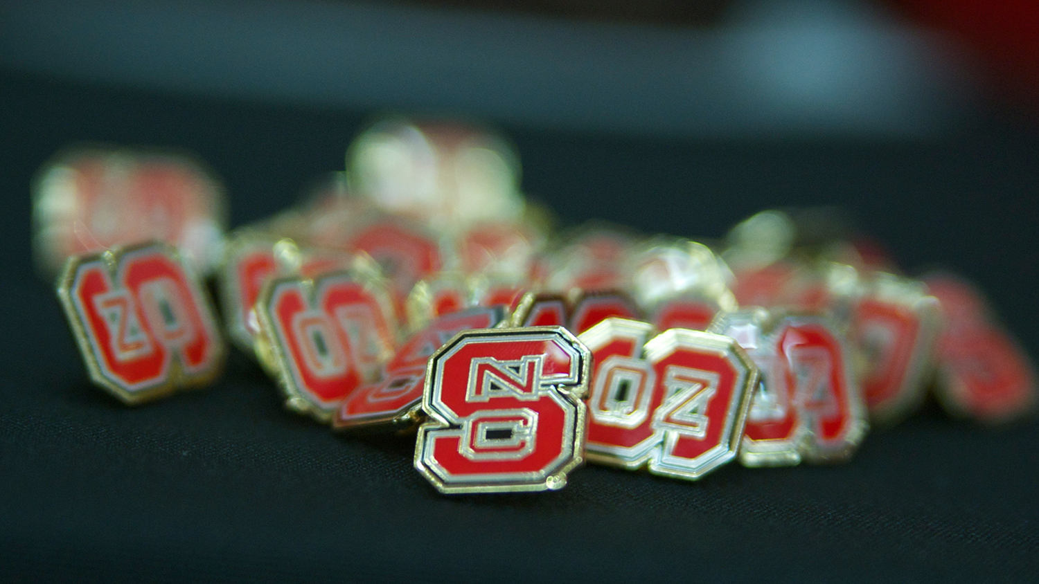 NC State lapel pins