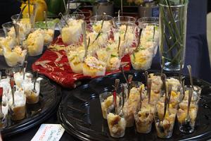 Soul Food Junkies reception