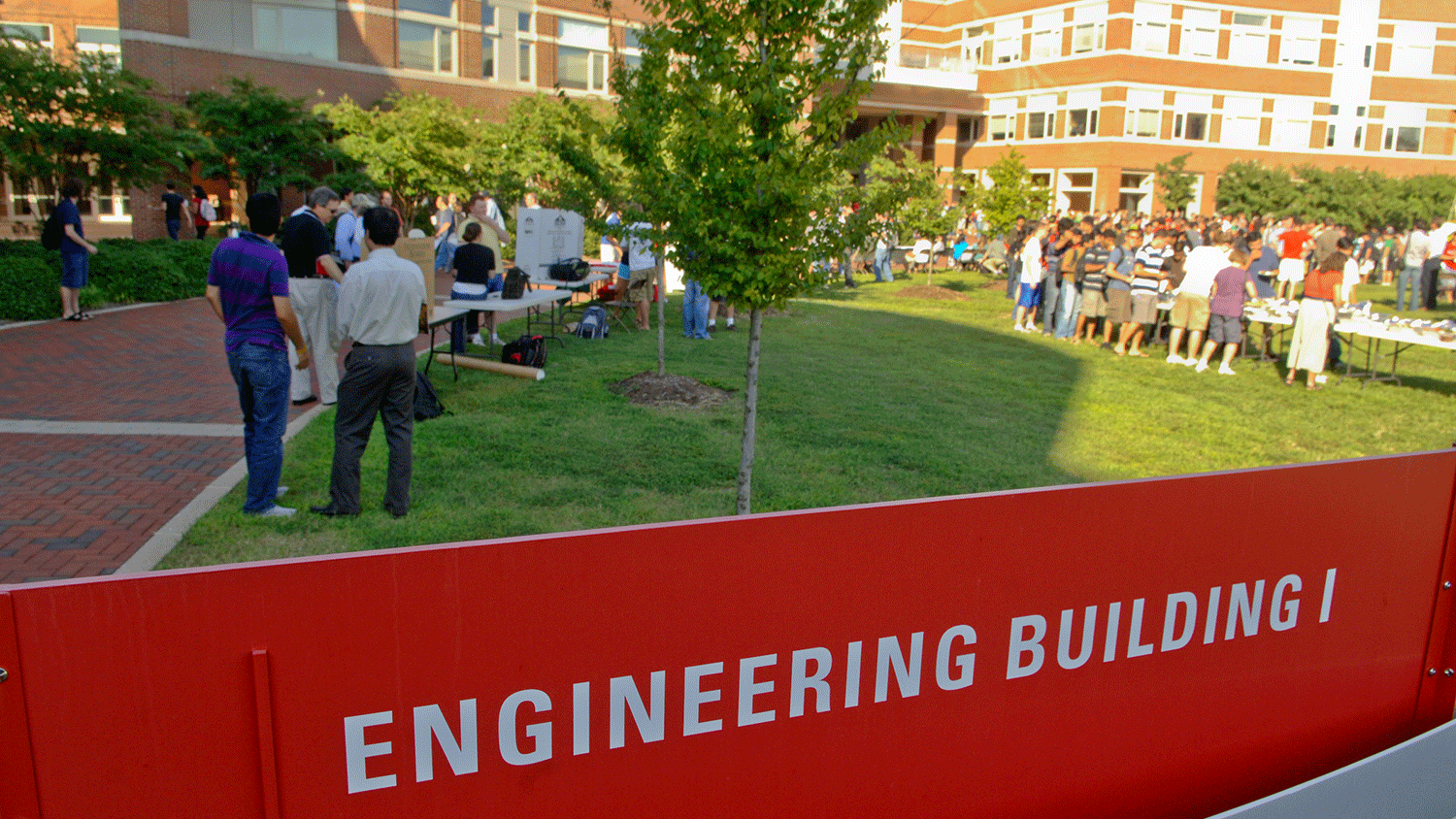Engineering Oval