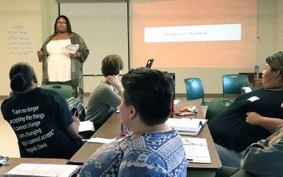 Social Justice Leadership Retreat Builds Advocates