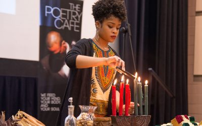 Join the African American Cultural Center at Kwanzaa