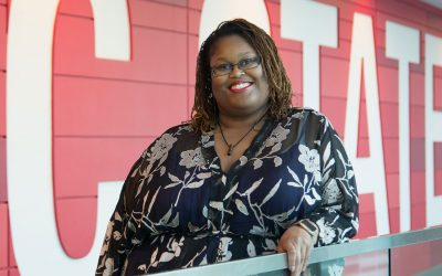 Angela Gay Steps into New Role in Women's Center