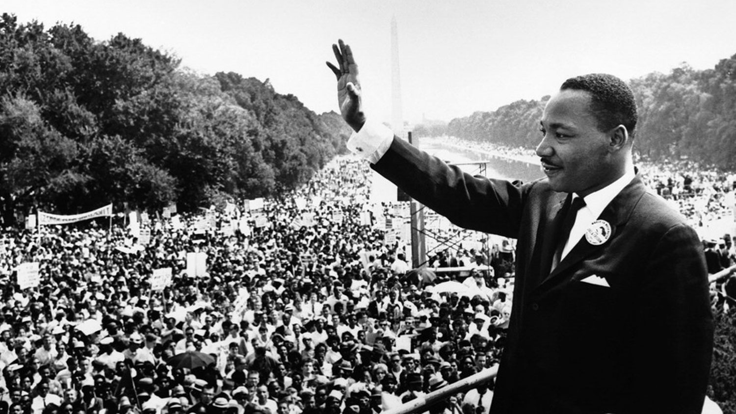 Martin Luther King, Jr. in Washington, D.C.