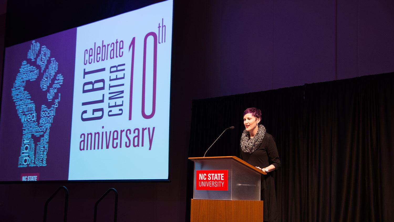 GLBT Center 10th Anniversary Celebration