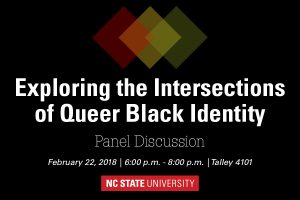 Intersections of Queer Black Identity