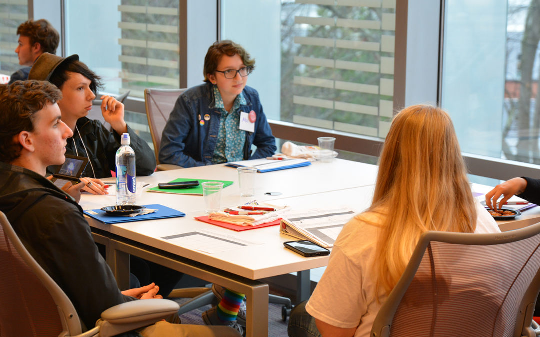 GLBT Center Hosts Inaugural Queer Youth Leadership Summit