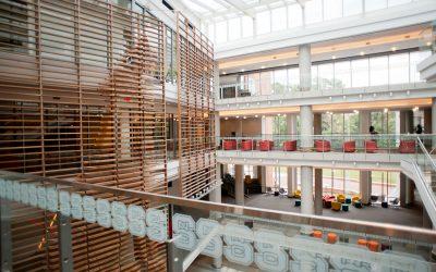 Campus Community Centers Welcome Adrienne Davis