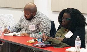 Building Future Faculty 2018 participants
