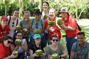 Costa Rica ASB Trip participants 2018