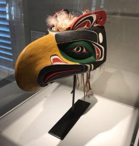 Native American bird art