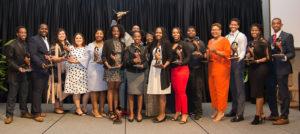 Ebony Harlem Award recipients