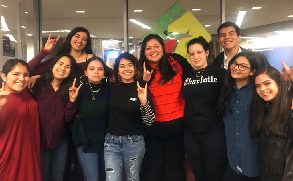 Latinx Heritage Month Planning Committee, 2018