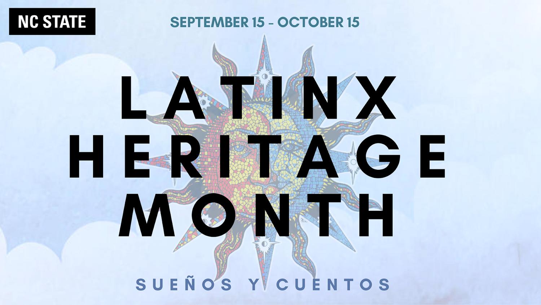 Latinx Heritage Month 2018