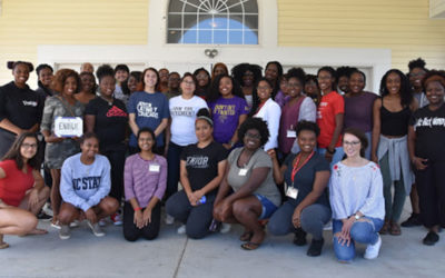 Meaning, Healing, Support and Trust: Womxn of Color Retreat