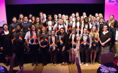 GLBT Graduates Invited to Participate in Lavender Graduation