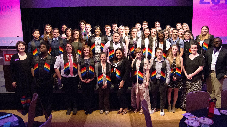 Lavender Graduates 2018