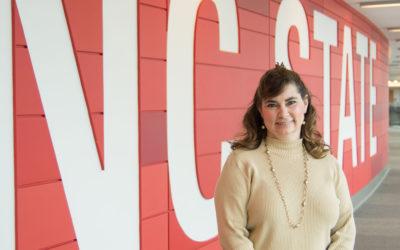 Christina Poucher, New Administrative Assistant