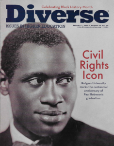 Diverse: Issues in Higher Education, February 2019