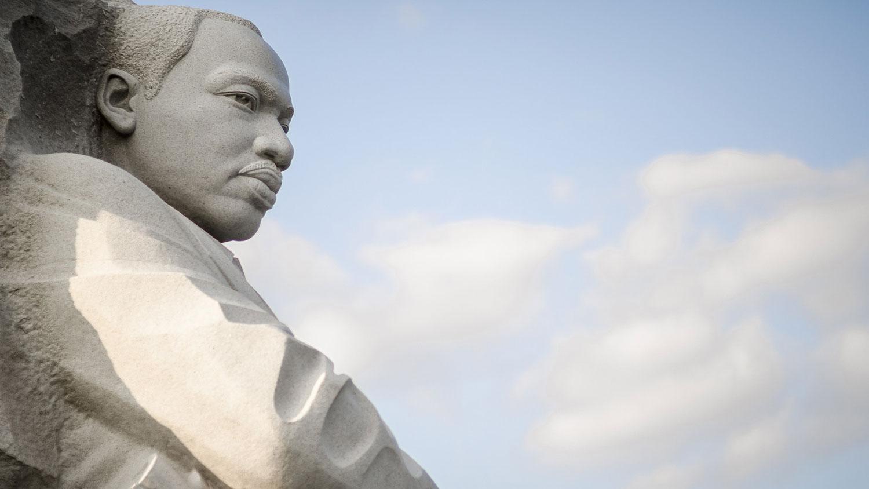 Statue of MLK