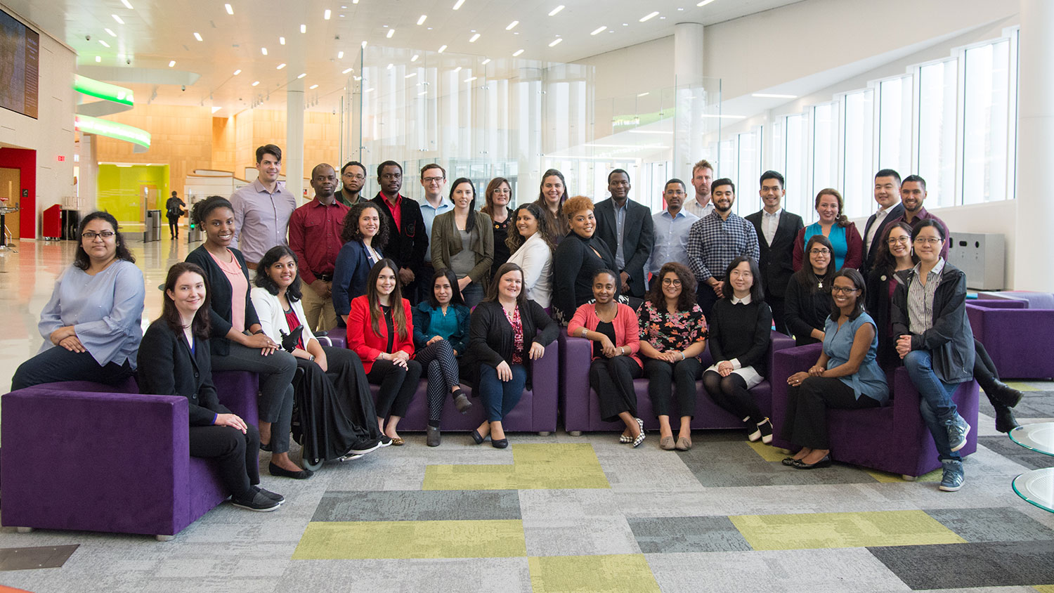 Building Future Faculty program cohort 2019