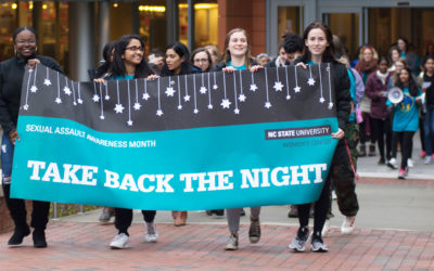 Sexual Assault Awareness Month: A Student's Role in Ending the Violence