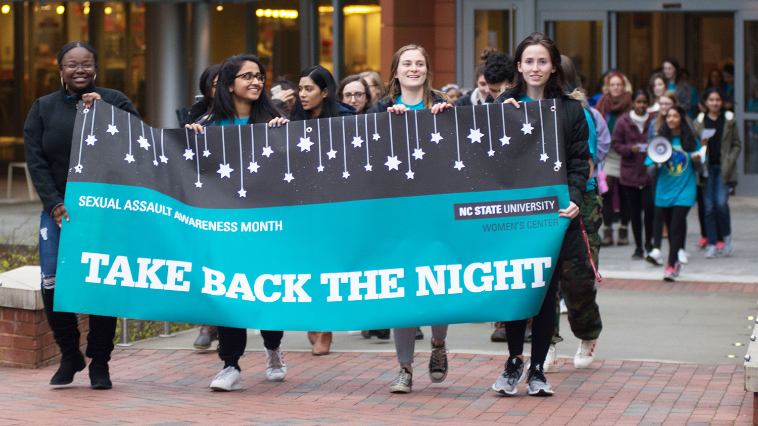 Take Back the Night March 2019