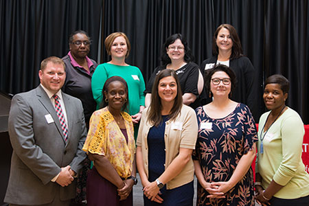 Equal Opportunity Insitute 2019 Graduate Scholars