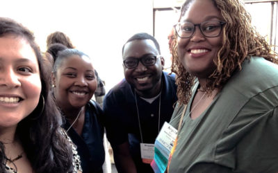 Staff Go to Portland for National Conference on Race and Ethnicity
