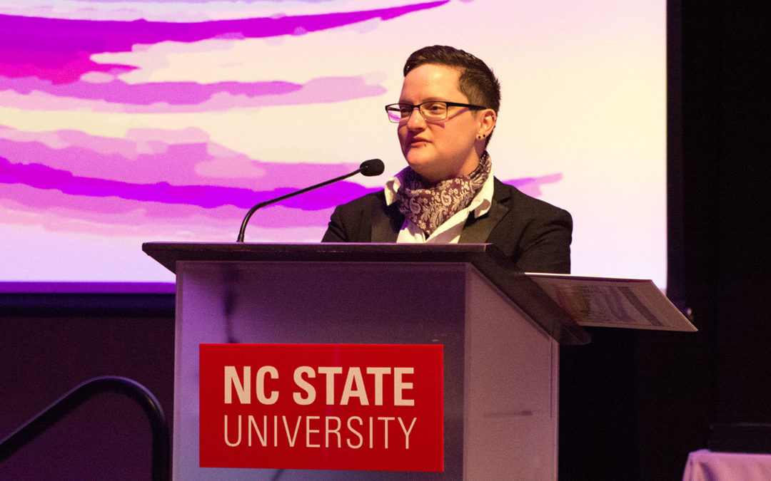 Andy DeRoin to Serve as GLBT Center Assistant Director