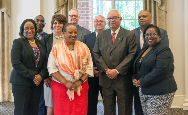 The Chancellor's African American Community Advisory Council