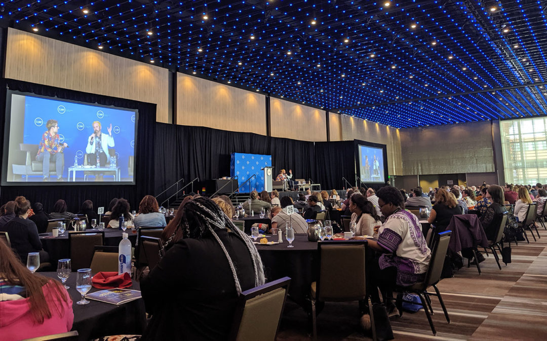 OIED Staff Attend LGBTQ Conference