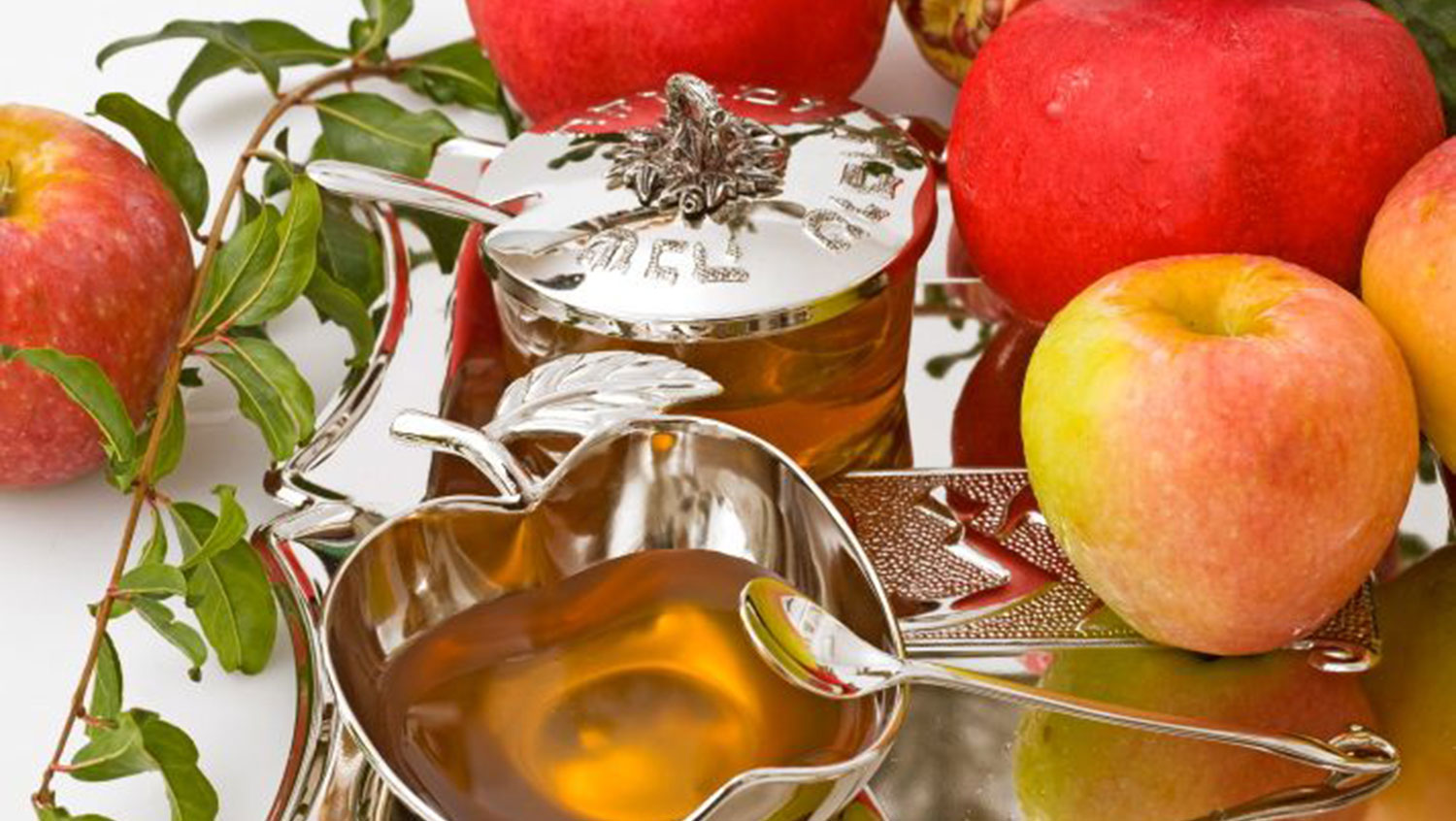 Items for celebrating Rosh Hashanah
