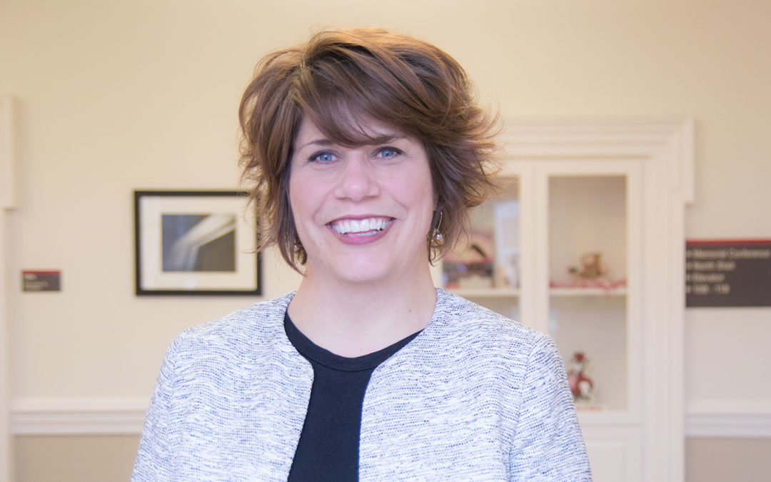 New Vice Provost for Institutional Equity and Diversity: Sheri Schwab