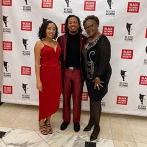 African American Cultural Center staff members
