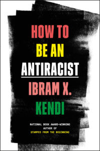 How to Be an Antiracist (book cover)