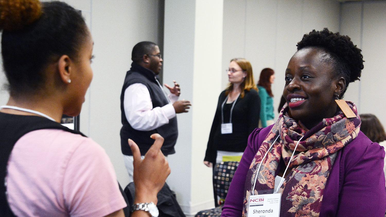 NCBI workshop participants