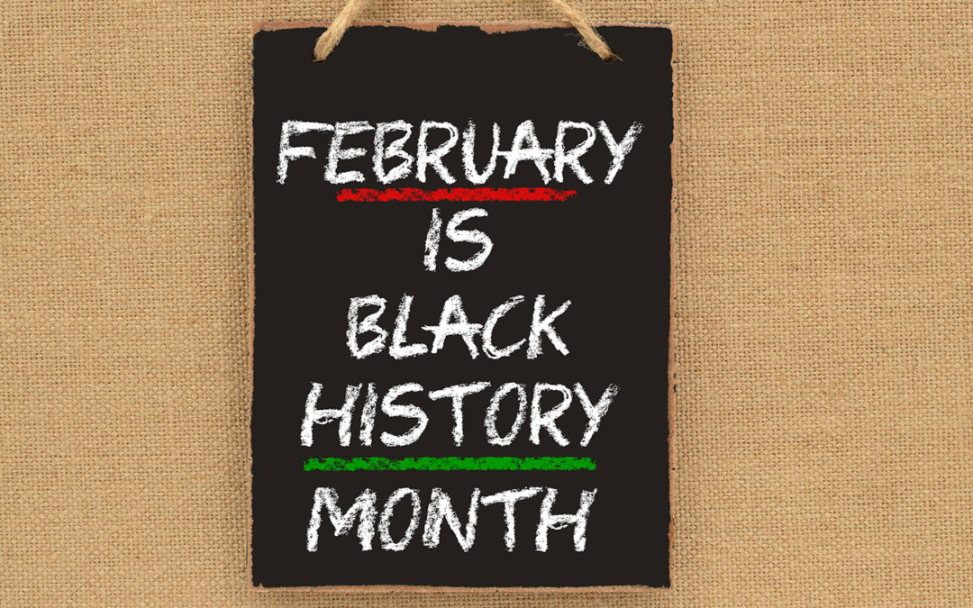 "Nominate a ""Legend"" or ""Luminary"" for Black History Month"